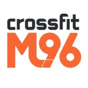 CROSSFIT M96 - 15% de desconto-logo
